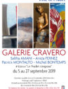 Galerie Cravéro - Septembre 2019